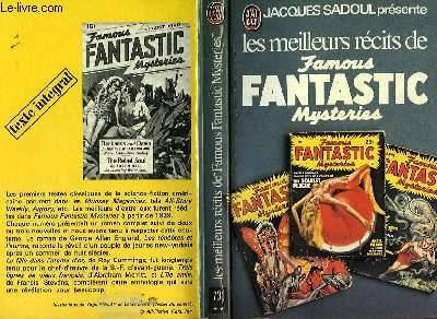 LES MEILLEURS RECITS DE FAMOUS FANTASTIC MYSTERIES