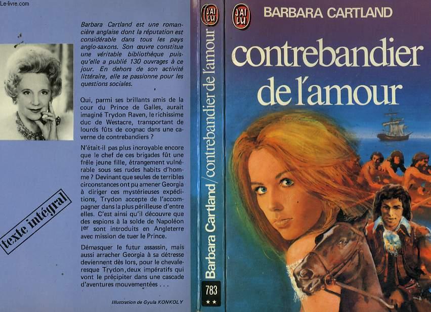 CONTREBANDIER DE L'AMOUR - LOVE IS CONTRABAND