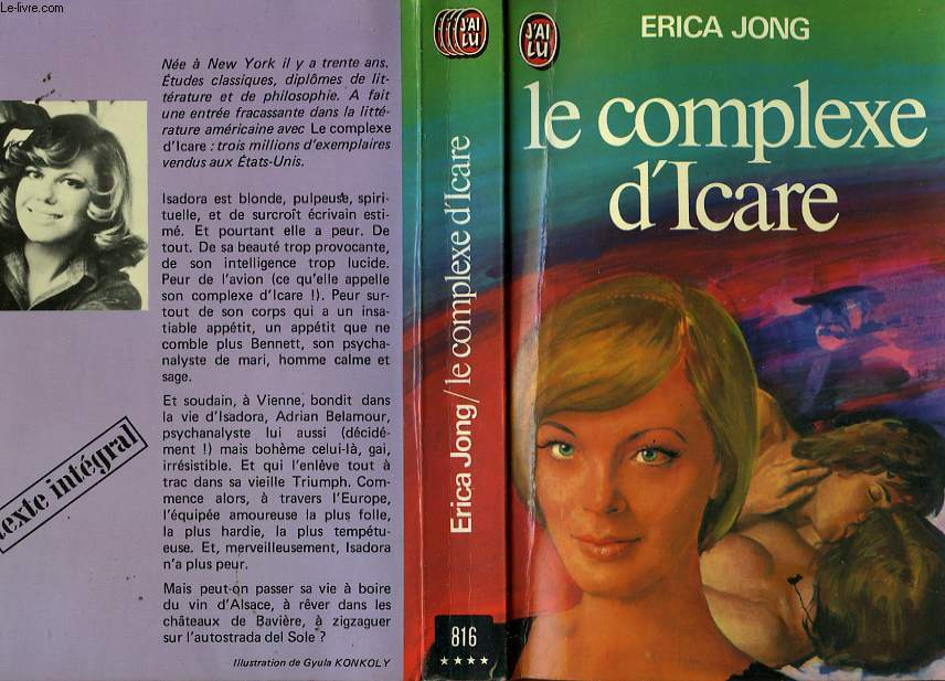 LE COMPLEXE D'ICARE - FEAR OF FLYING