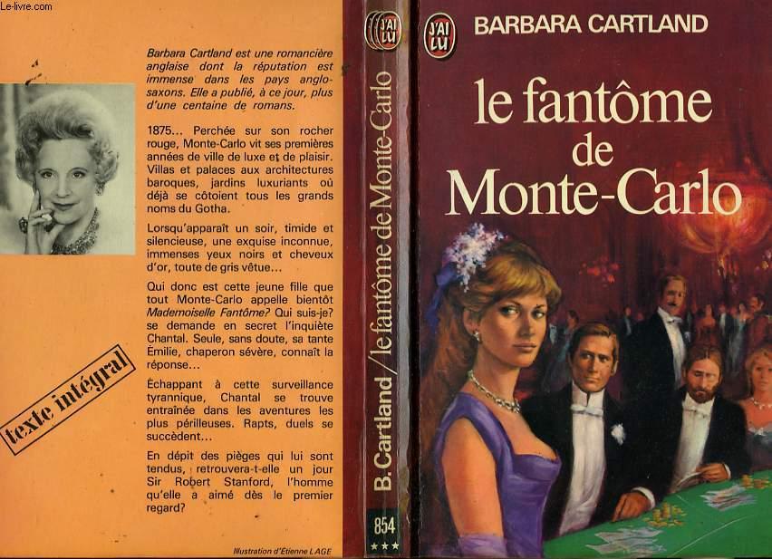LE FANTOME DE MONTE-CARLO - THE GOSHT OF MONTE-CARLO