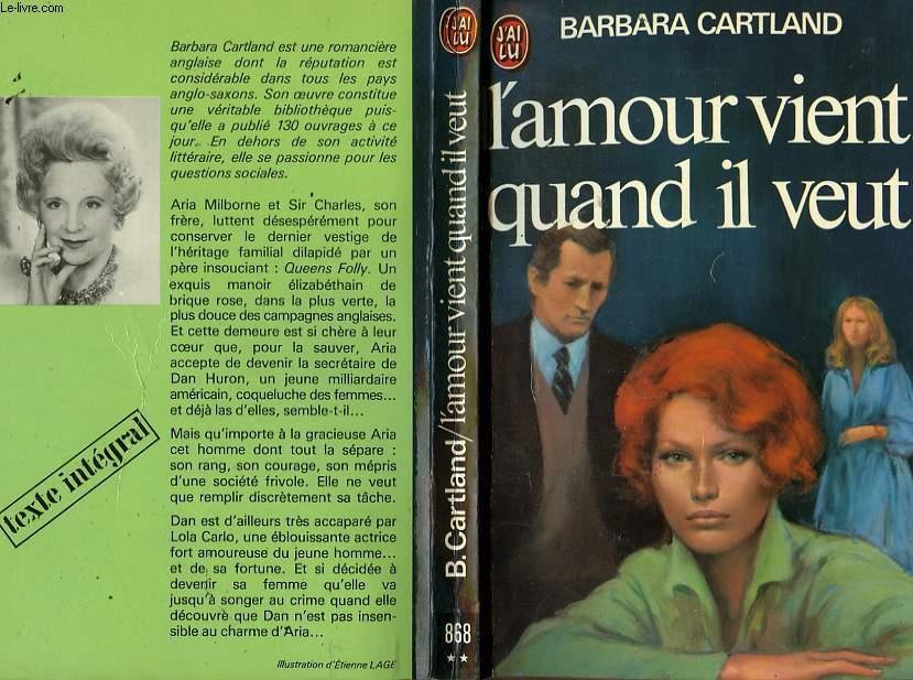 L'AMOUR VIENT QUAND IL VEUT - LOVE FORBIDDEN