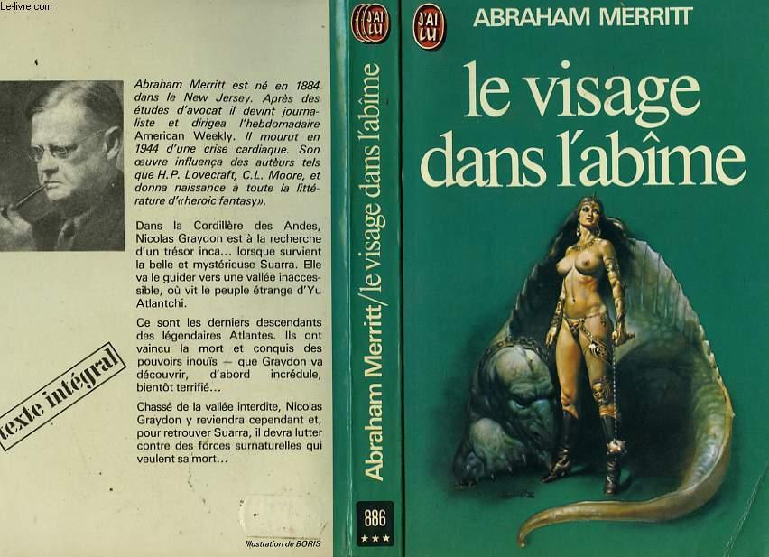 LE VISAGE DANS L'ABIME - THE FACE IN THE ABISS