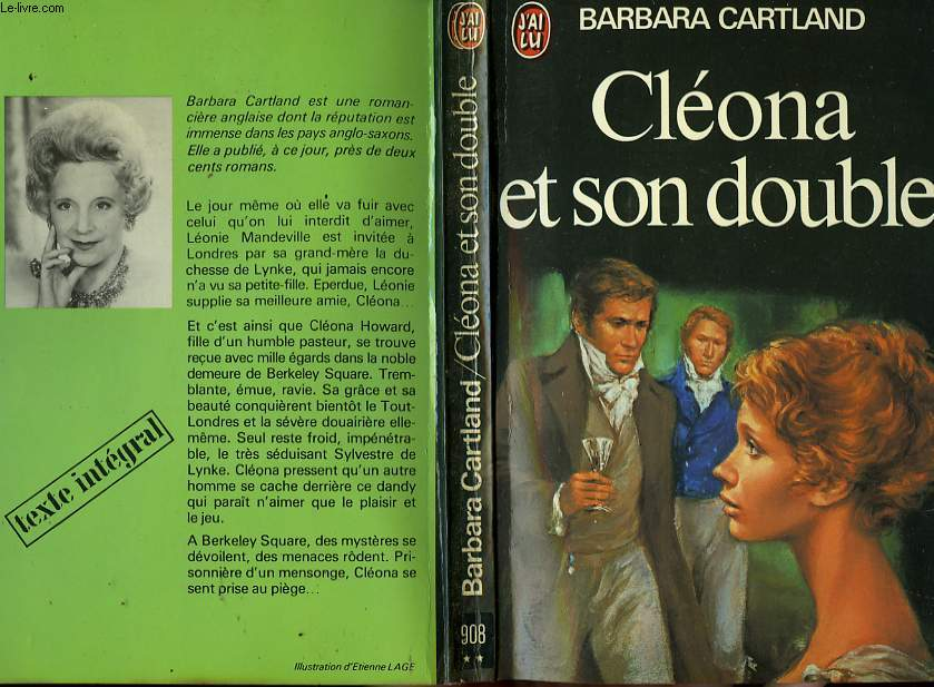 CLEONA ET SON DOUBLE - LOVE TO THE RESCUE