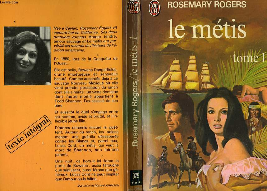 LE METIS - TOME 1 - THE WILDWEST HEART