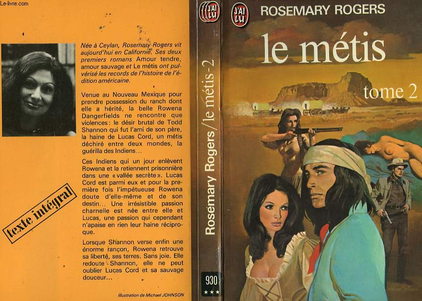 LE METIS - TOME 2 -  THE WILDWEST HEART