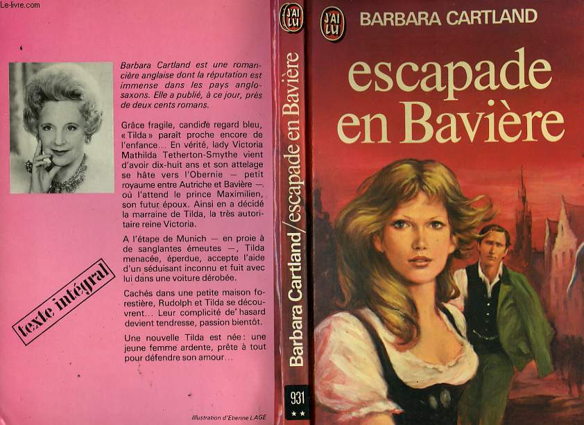 ESCAPADE EN BAVIERE - A VERY NAUGHTY ANGEL