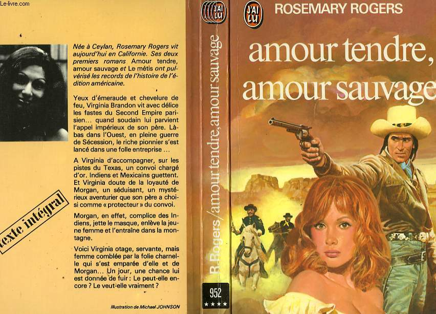 AMOUR TENDRE, AMOUR SAUVAGE - SWEET SAVAGE LOVE
