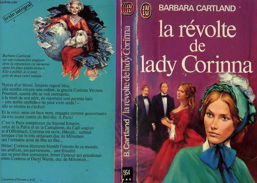 LA REVOLTE DE LADY CORINNA - THE LITTLE ADVENTURE