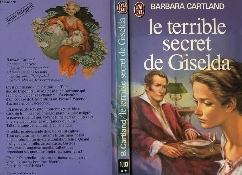 LE TERRIBLE SECRET DE GISELDA - THE MYSTERIOUS MAID-SERVANT