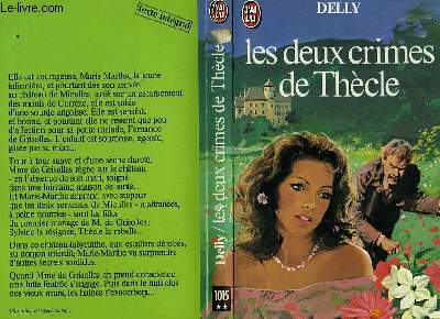 LES DEUX CRIMES DE THECLE