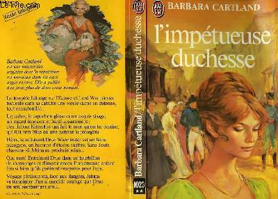 L'IMPETUEUSE DUCHESSE - THE IMPETUOUS DUCHESS