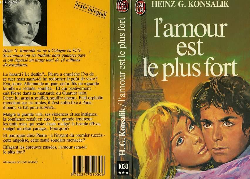 L'AMOUR EST PLUS FORT - LIEBE ISTSTARKER ALS DER TOD