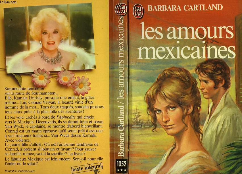 LES AMOURS MEXICAINES - JOURNEY TO PARADISE