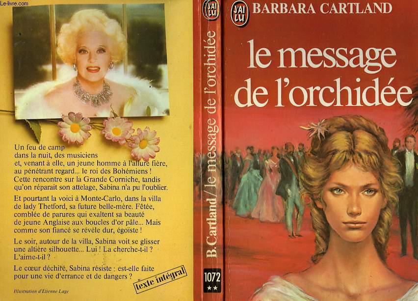 LE MESSAGE DE L'ORCHIDEE - A SIGN OF LOVE