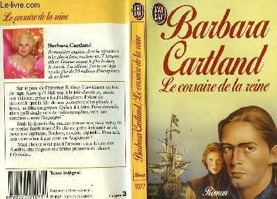 LE CORSAIRE DE LA REINE - ELIZABETHAN LOVER