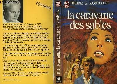 LA CARAVANE DES SABLES - HAIE AN BORD