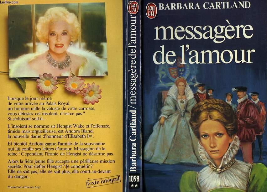 MESSAGERE DE L'AMOUR - MESSENGER OF LOVE