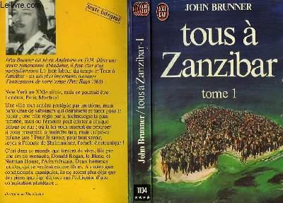 TOUS A ZANZIBAR - TOME 1 - STAND ON ZANZIBAR