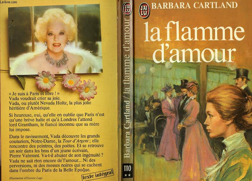 LA FLAMME D'AMOUR - THE FLAME IS LOVE