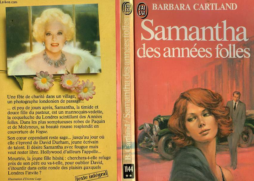 SAMANTHA DES ANNEES FOLLES - SAY YES, SAMANTHA