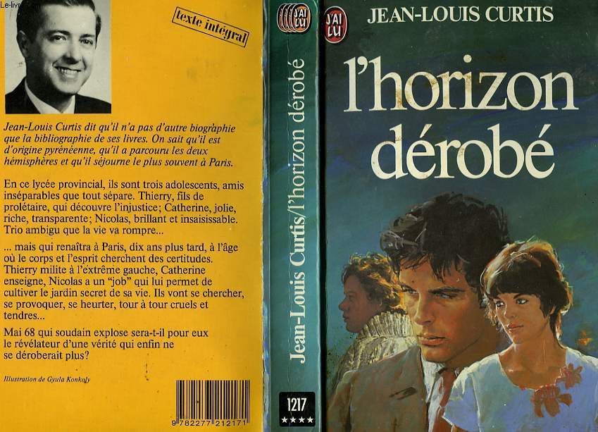 L'HORIZON DEROBE - -
