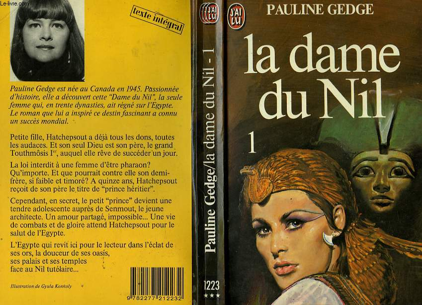 LA DAME DU NIL - TOME 1 - CHILD OF THE MORNING