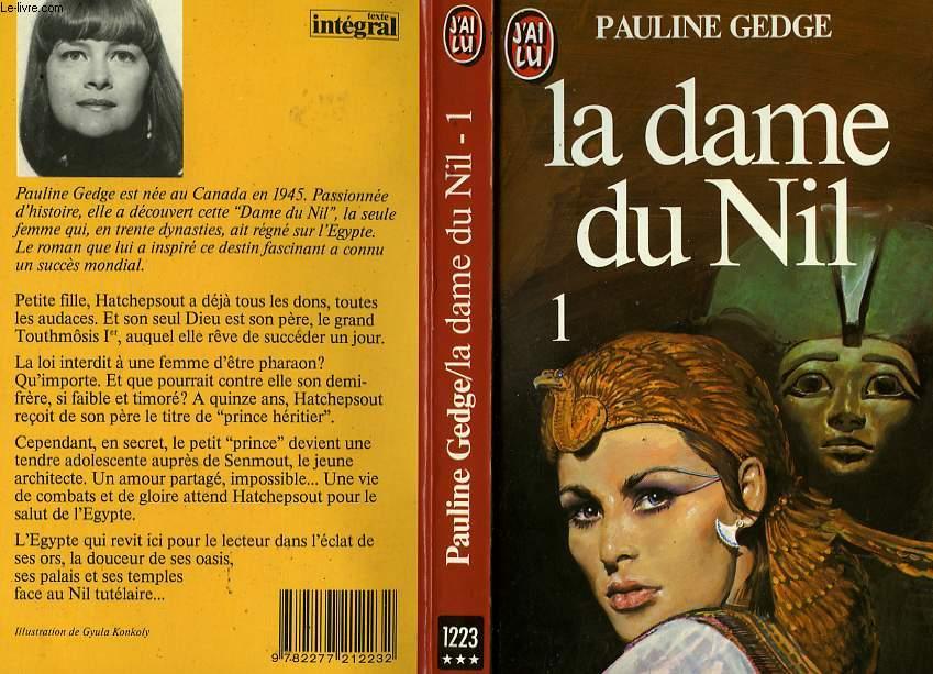 LA DAME DU NIL - TOME 1 - CHILD OF THE MORNING