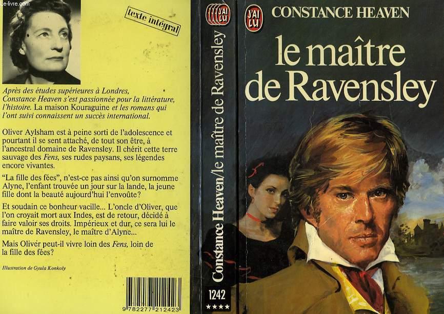 LE MAITRE DE RAVENSLEY - LORD OF RAVENSLEY