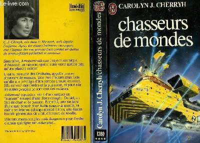 CHASSEURS DE MONDES - HUNTER OF WORLDS