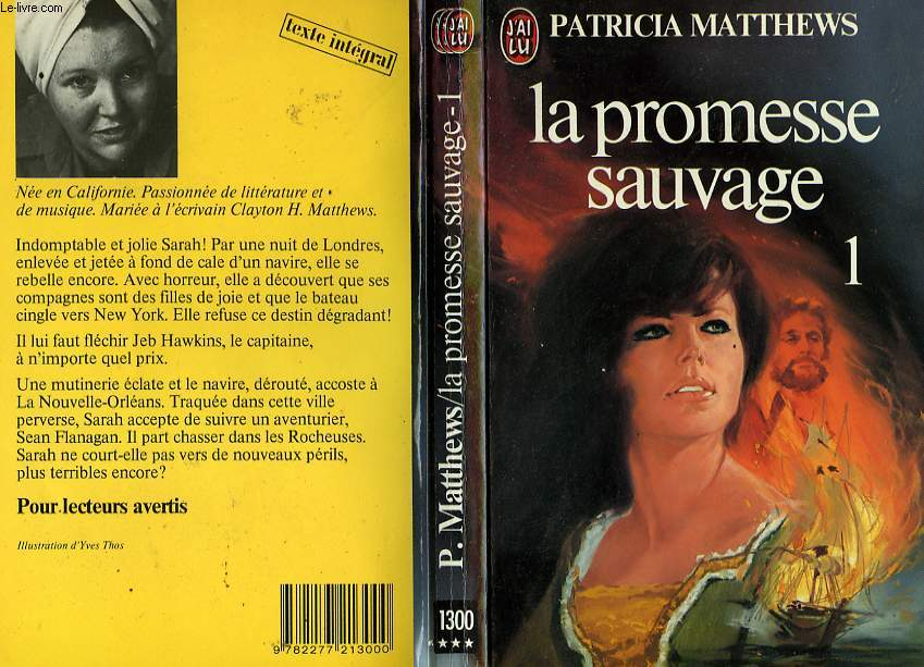 LA PROMESSE SAUVAGE - TOME 1 - LOVE'S WILDEST PROMISE
