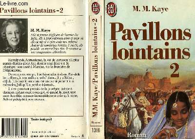 PAVILLONS LOINTAINS - TOME 2 - THE FAR PAVILLONS
