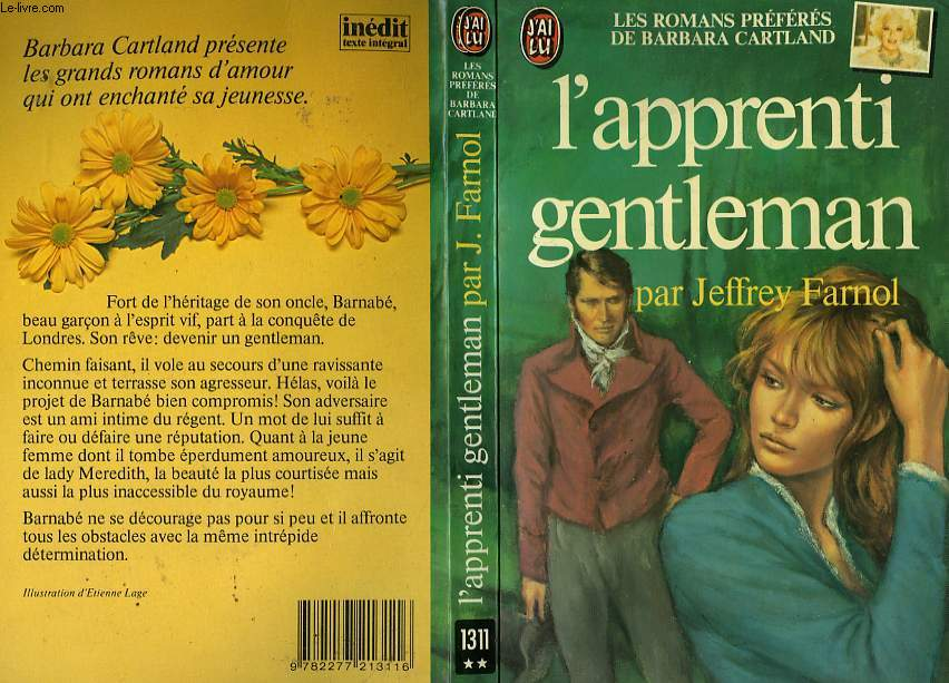 L'APPRENTI GENTLEMAN - THE AMATEUR GENTLEMAN