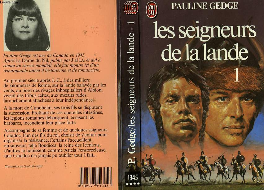 LES SEIGNEURS DE LA LANDE - TOME 1 - THE EAGLE AND THE RAVEN