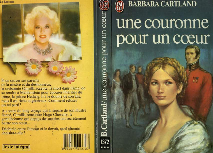 UNE COURONNE POUR IN COEUR - THE RELUCTANT BRIDE