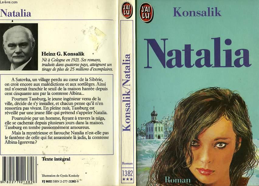 NATALIA - NATALIA, EIN MÄDCHEN AUS DER TAIGA