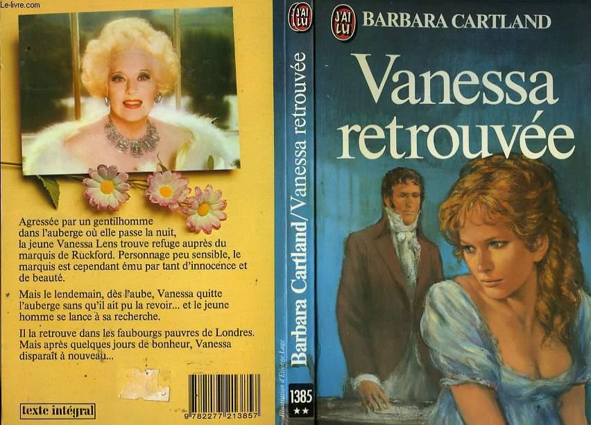 VANESSA RETROUVEE - FRAME OF DREAMS