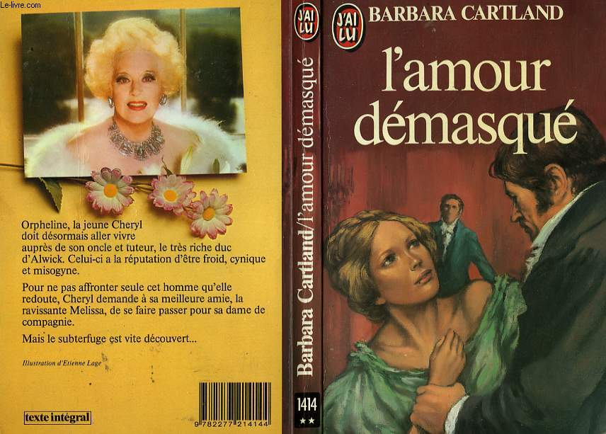 L'AMOUR DEMASQUE - AN ARROW OF LOVE