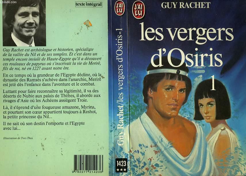 LES VERGERS D'OSIRIS - TOME 1