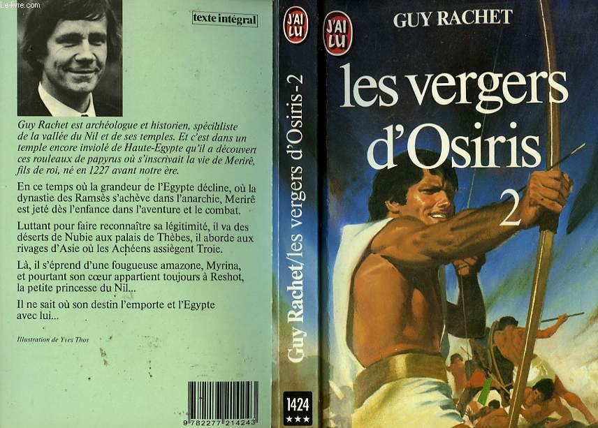 LES VERGERS D'OSIRIS - TOME 2