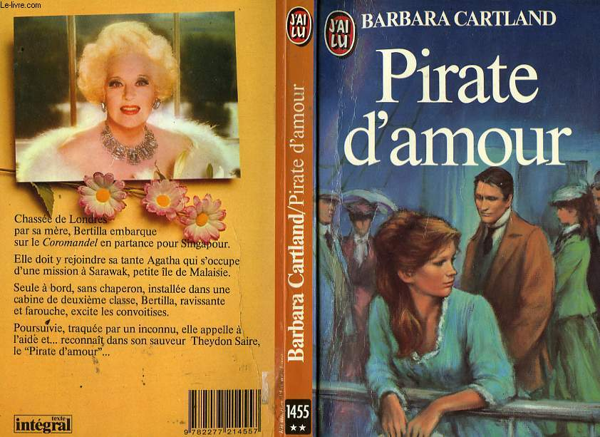 PIRATE D'AMOUR - THE LOVE PIRATE
