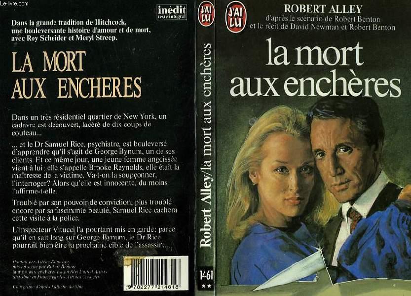 LA MORT AUX ENCHERES - STILL OF THE NIGHT