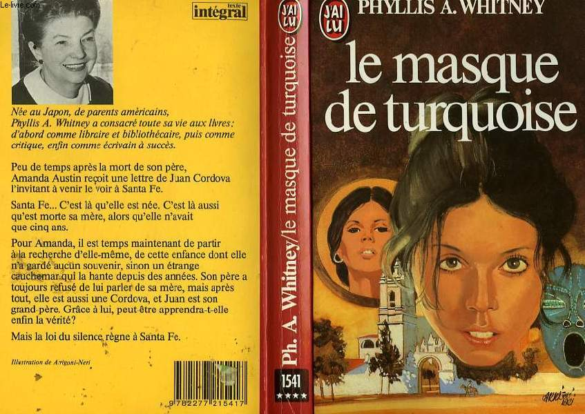 LE MASQUE DE TURQUOISE - THE TURQUOISE MASK
