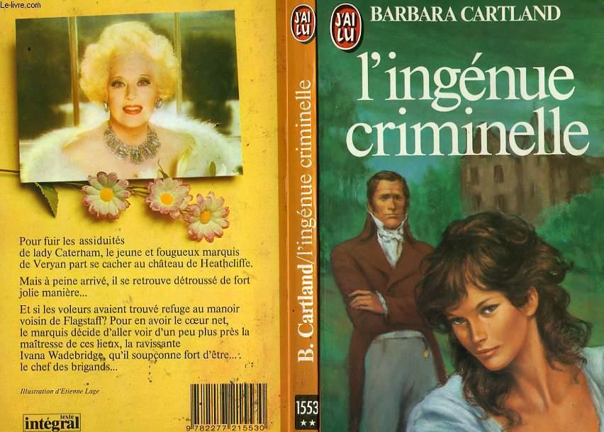L'INGENUE CRIMINELLE - A HEART IS STOLEN