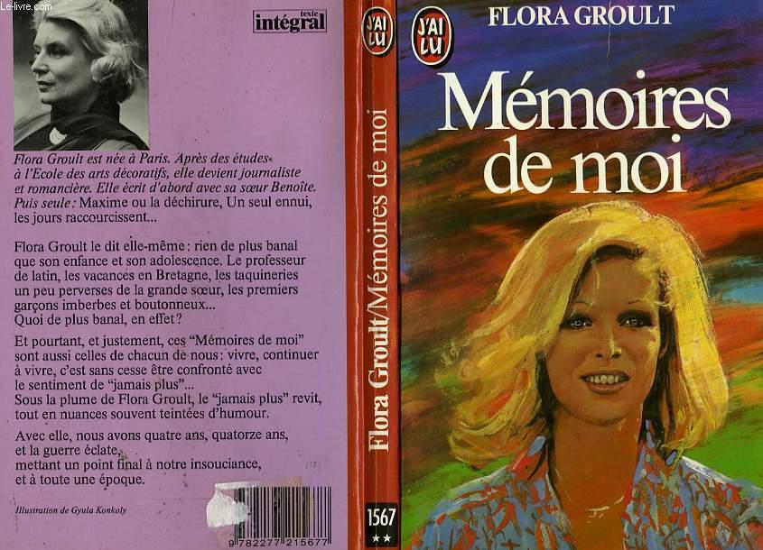 MEMOIRES DE MOI