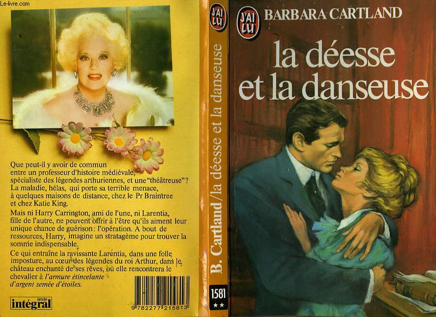 LA DEESSE ET LA DANSEUSE - THE GODDNESS AND THE GAIETY GIRL
