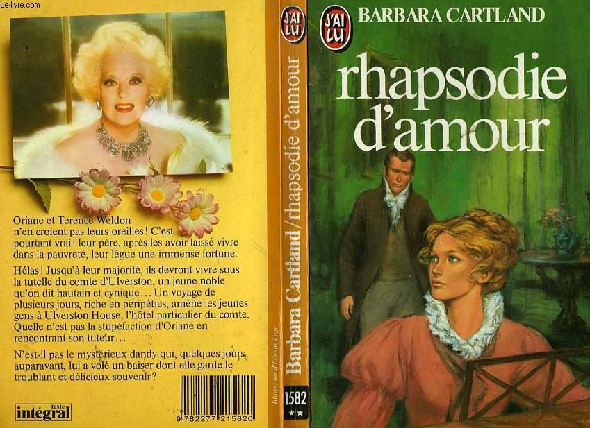 RHAPSODIE D'AMOUR - RHAPSODY OF LOVE