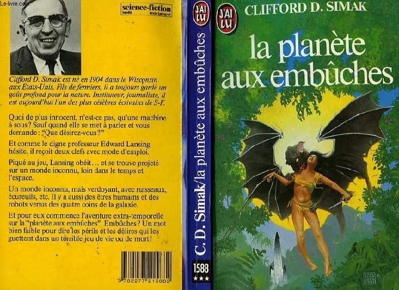 LA PLANETE AUX EMBUCHES - SPECIAL DELIVRANCE