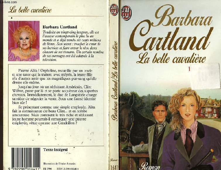 LA BELLE CAVALIERE - THE RACE FOR LOVE