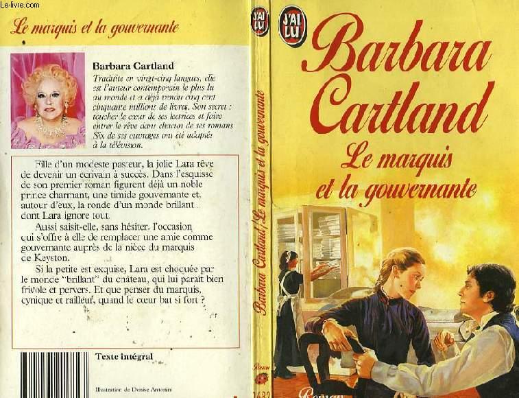 LE MARQUIS ET LA GOUVERNANTE - THE POOR GOVERNESS