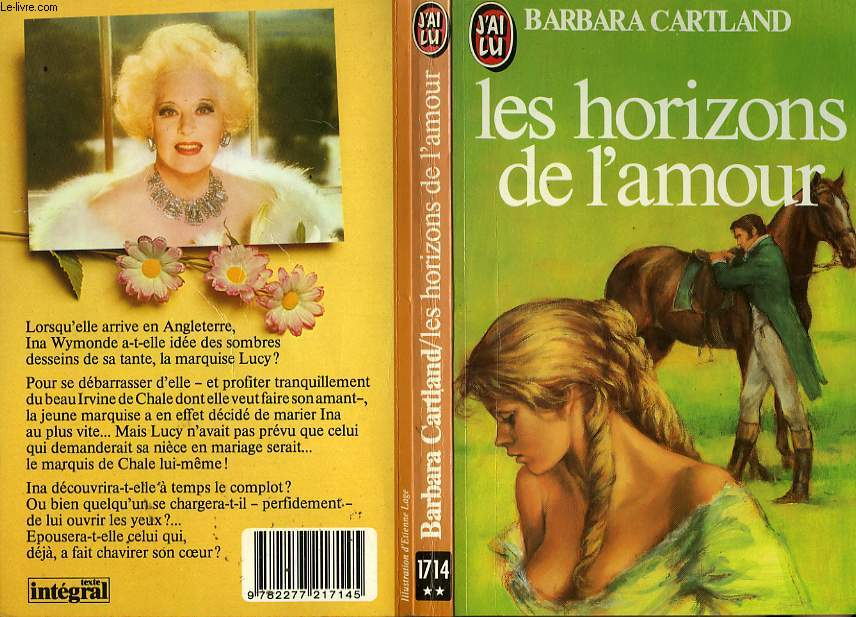 LES HORIZONS DE L'AMOUR - THE HORIZONS OF LOVE